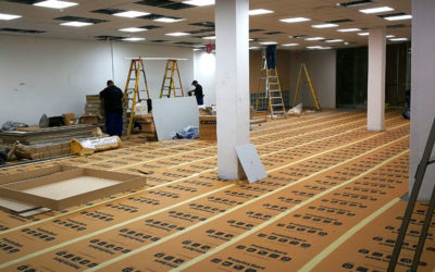 Flooring Solutions, temporary floor protection