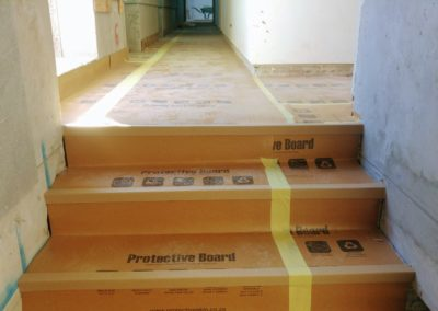 Edge Protect Stair Nosing Protective Board