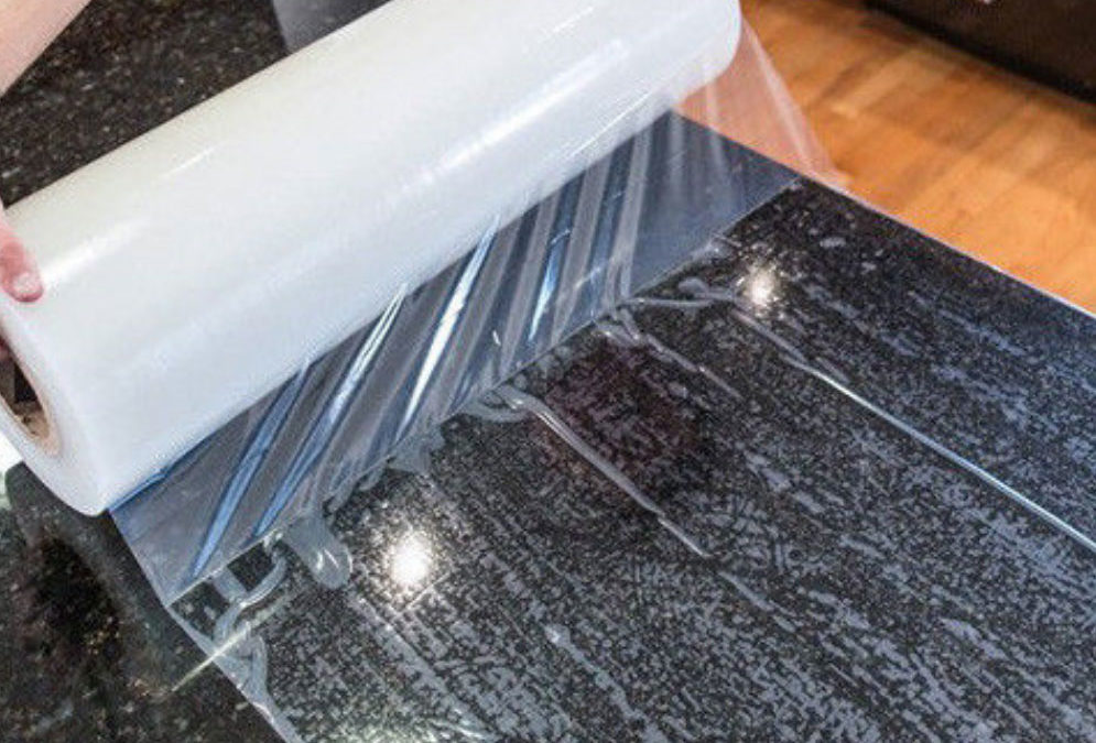A quality self-adhesive protection film can save you from losing money, time, and your mind.